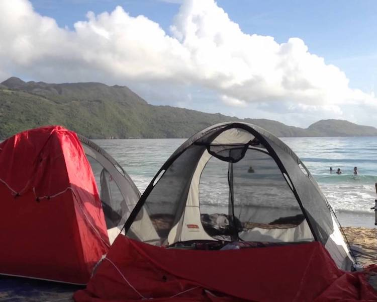 WEST COAST SURF AND CAMPING